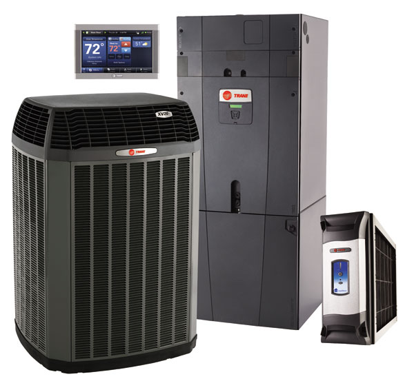 Trane® Air Conditioning & Heating Design & Installation