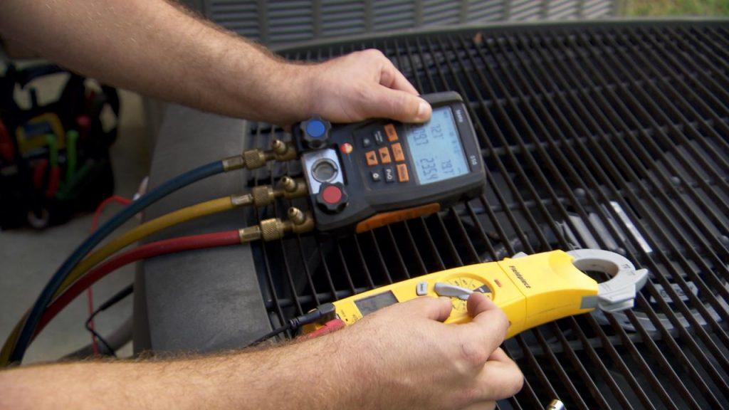Air Conditioning & Heating Maintenance & Repair